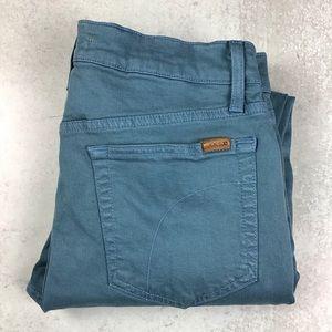 Joe's Jeans 31 Slim Fit Jeans Blue Smoke 0376